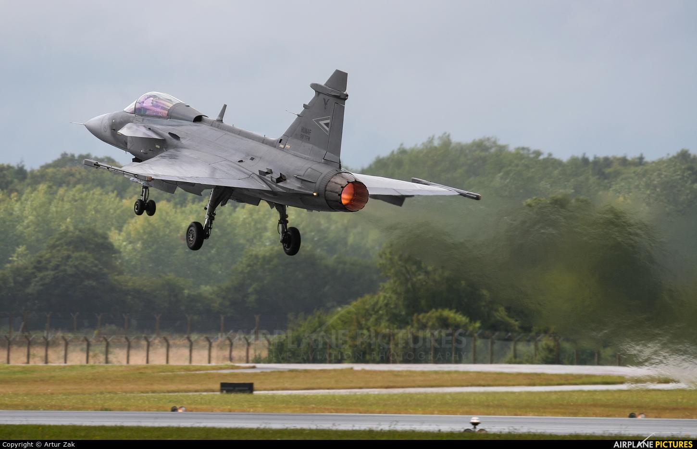 Hungary - Air Force 30 aircraft at Fairford