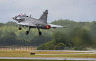 30 - Hungary - Air Force SAAB JAS 39C Gripen aircraft