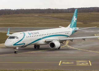 I-ADJR - Air Dolomiti Embraer ERJ-195 (190-200)
