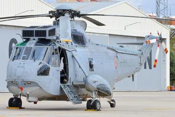 HS.9-08 - Spain - Navy Sikorsky SH-3 Sea King