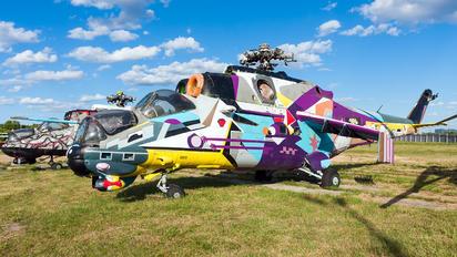486 - Ukraine - Air Force Mil Mi-24V