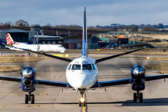 G-CDEA - Eastern Airways SAAB 2000