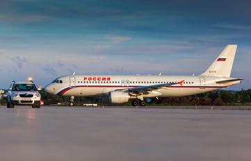 EI-EYS - Rossiya Airbus A320