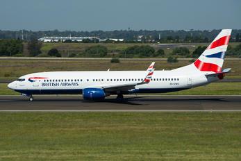 ZS-ZWU - Comair Boeing 737-800