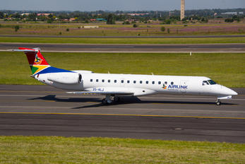ZS-ALJ - Airlink Airways (South Africa) Embraer EMB-140