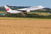 JA8976 - JAL - Japan Airlines Boeing 767-300 aircraft