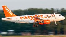 G-EZIN - easyJet Airbus A319 aircraft