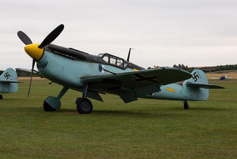 G-AWHM - Air Leasing Ltd Hispano Aviación HA-1112 Buchon