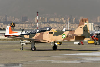 15-2413 - Iran - Islamic Republic Air Force Embraer EMB-312 Tucano