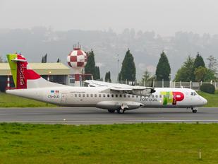 CS-DJD - TAP Express ATR 72 (all models)