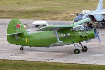 11 YELLOW - Russia - Air Force Antonov An-2