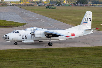 RF-30080 - United Nations Antonov An-30 (all models)