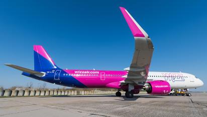 HA-LVG - Wizz Air Airbus A321 NEO