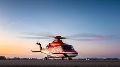 PH-EUA - CHC Netherlands Agusta Westland AW139
