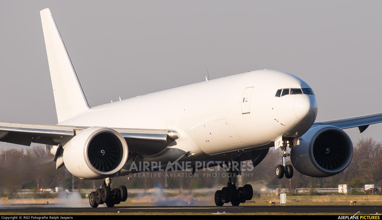 Etihad Cargo A6-DDF aircraft at Amsterdam - Schiphol