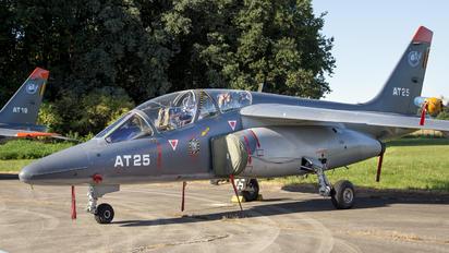 AT25 - Belgium - Air Force Dassault - Dornier Alpha Jet 1B