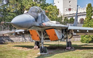 4111 - Poland - Air Force Mikoyan-Gurevich MiG-29G