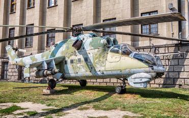 013 - Poland - Air Force Mil Mi-24D