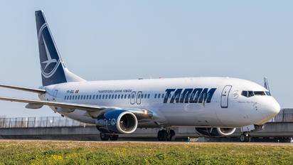 YR-BGL - Tarom Boeing 737-800