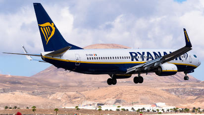 EI-GXH - Ryanair Boeing 737-8AS