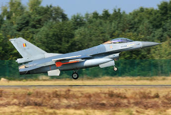 FA-86 - Belgium - Air Force General Dynamics F-16AM Fighting Falcon