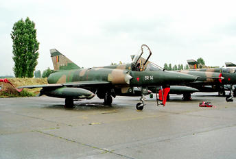 BR-14 - Belgium - Air Force Dassault Mirage V BR