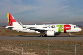 CS-TVC - TAP Portugal Airbus A320 NEO