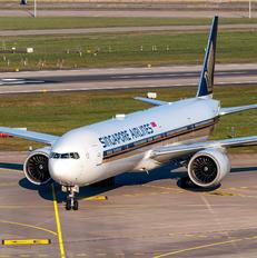 9V-SWQ - Singapore Airlines Boeing 777-300ER