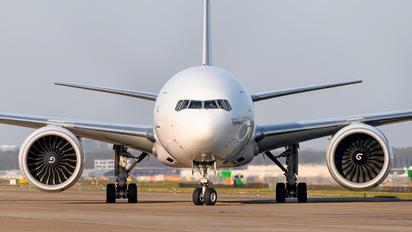 A6-DDF - Etihad Cargo Boeing 777F