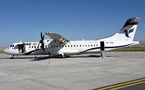 Iran Air ATR 72 (all models) EP-ITM at Larestan International Airport airport
