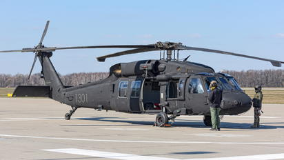 1301 - Poland - Air Force Sikorsky S-70I Blackhawk