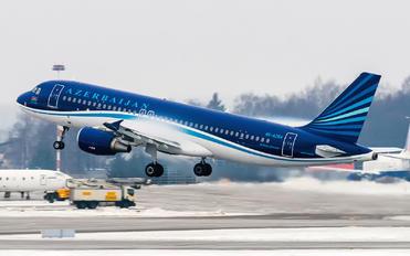 4K-AZ84 - Azerbaijan Airlines Airbus A320