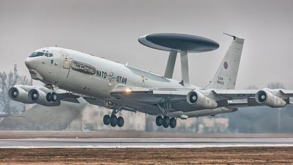 LX-N90459 - NATO Boeing E-3A Sentry