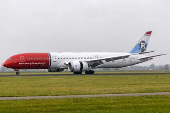 LN-LNS - Norwegian Air International Boeing 787-9 Dreamliner