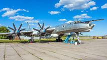 85 - USSR - Navy Tupolev Tu-142 aircraft