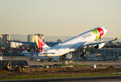 CS-TUO - TAP Portugal Airbus A330neo aircraft