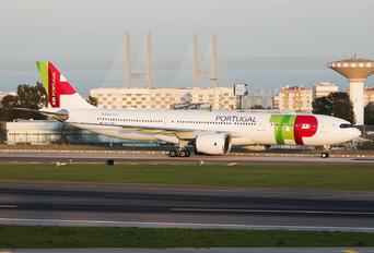 CS-TUQ - TAP Portugal Airbus A330neo