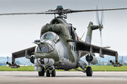 7353 - Czech - Air Force Mil Mi-24V aircraft