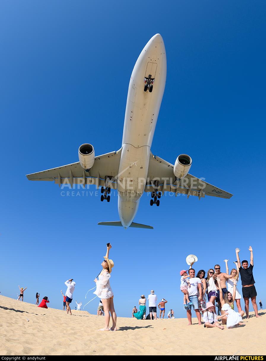 I-Fly Airlines EI-GOT aircraft at Phuket