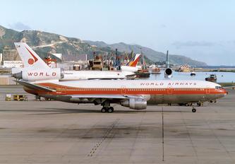N112WA - World Airways Cargo McDonnell Douglas DC-10-30F
