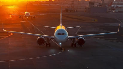 VT-WJE - Go Air Airbus A320 NEO