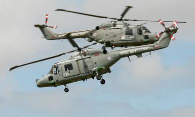 XZ727 - Royal Navy Westland Lynx HMA.8DSP