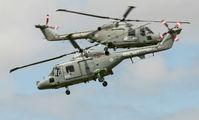 XZ727 - Royal Navy Westland Lynx HMA.8DSP aircraft