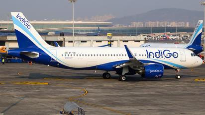VT-IJI - IndiGo Airbus A320 NEO