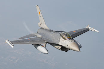 FA-87 - Belgium - Air Force General Dynamics F-16AM Fighting Falcon