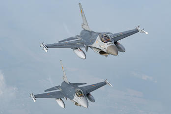 FA-134 - Belgium - Air Force General Dynamics F-16AM Fighting Falcon