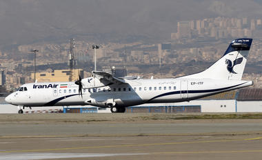 EP-ITF - Iran Air ATR 72 (all models)