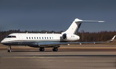 EI-IIN -  Bombardier BD-700 Global Express XRS