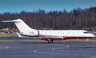 G-SGSG - TAG Aviation Bombardier BD-700 Global 5000 aircraft
