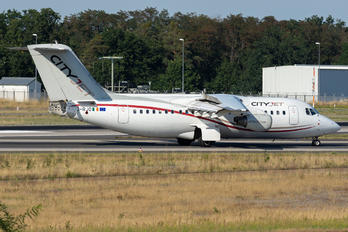 EI-RJO - CityJet British Aerospace BAe 146-200/Avro RJ85
